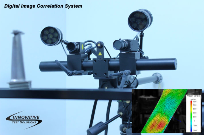 digital image correlation system