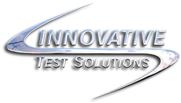 innovative test solutions logo in gray